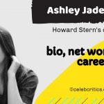 Ashley Jade Stern bio, relationships, career and net worth