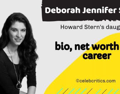 Deborah Jennifer Stern bio, relationships, career and net worth