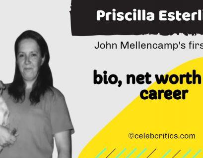 Priscilla Esterline bio, relationships, career and net worth