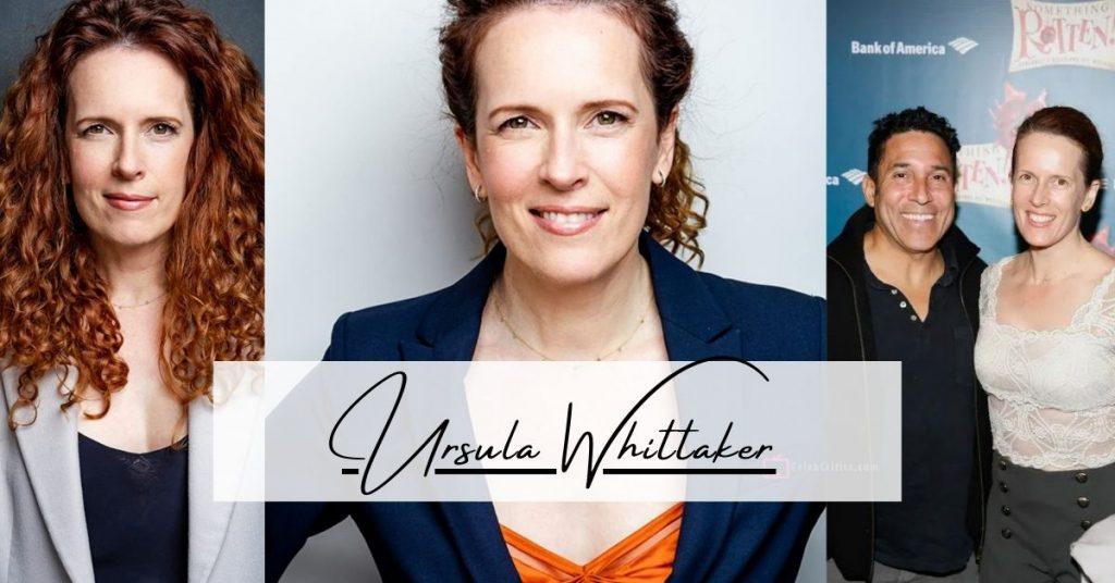 Ursula Whittaker biography
