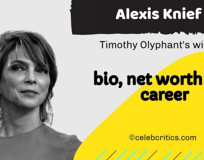 Alexis Knief bio, relationships, career and net worth