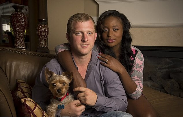 Alexus Whilby and Kyle Chrisley
