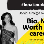 Fiona Loudon bio, relationships, career and net worth