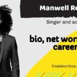 Manwell Reyes bio, relationships, career and net worth