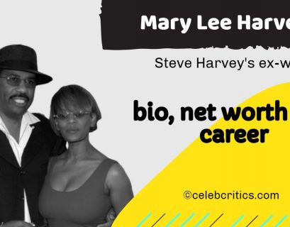 Mary Lee Harvey bio, relationships, career and net worth