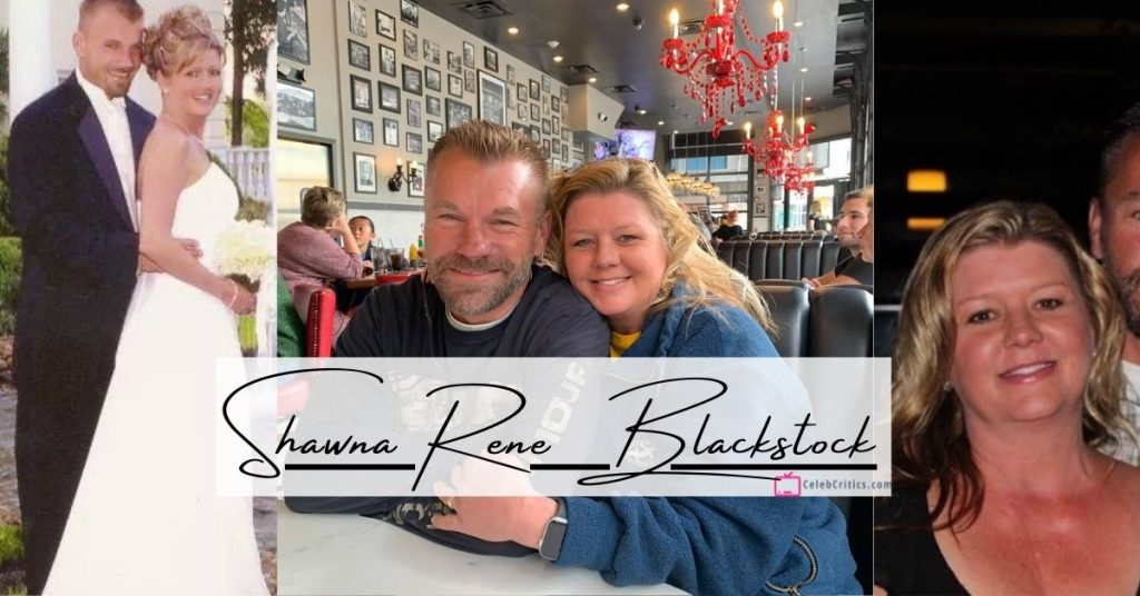 Shawna Rene Blackstock daughter of Elisa gayle ritter and narvel blackstock