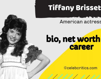 Tiffany Brissette bio, relationships, career and net worth