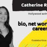 Catherine Rusoff bio, relationships, career and net worth