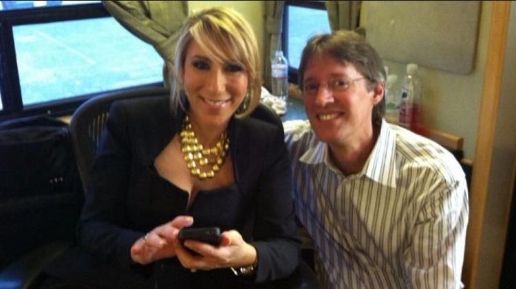 Dan Greiner with Lori Greiner