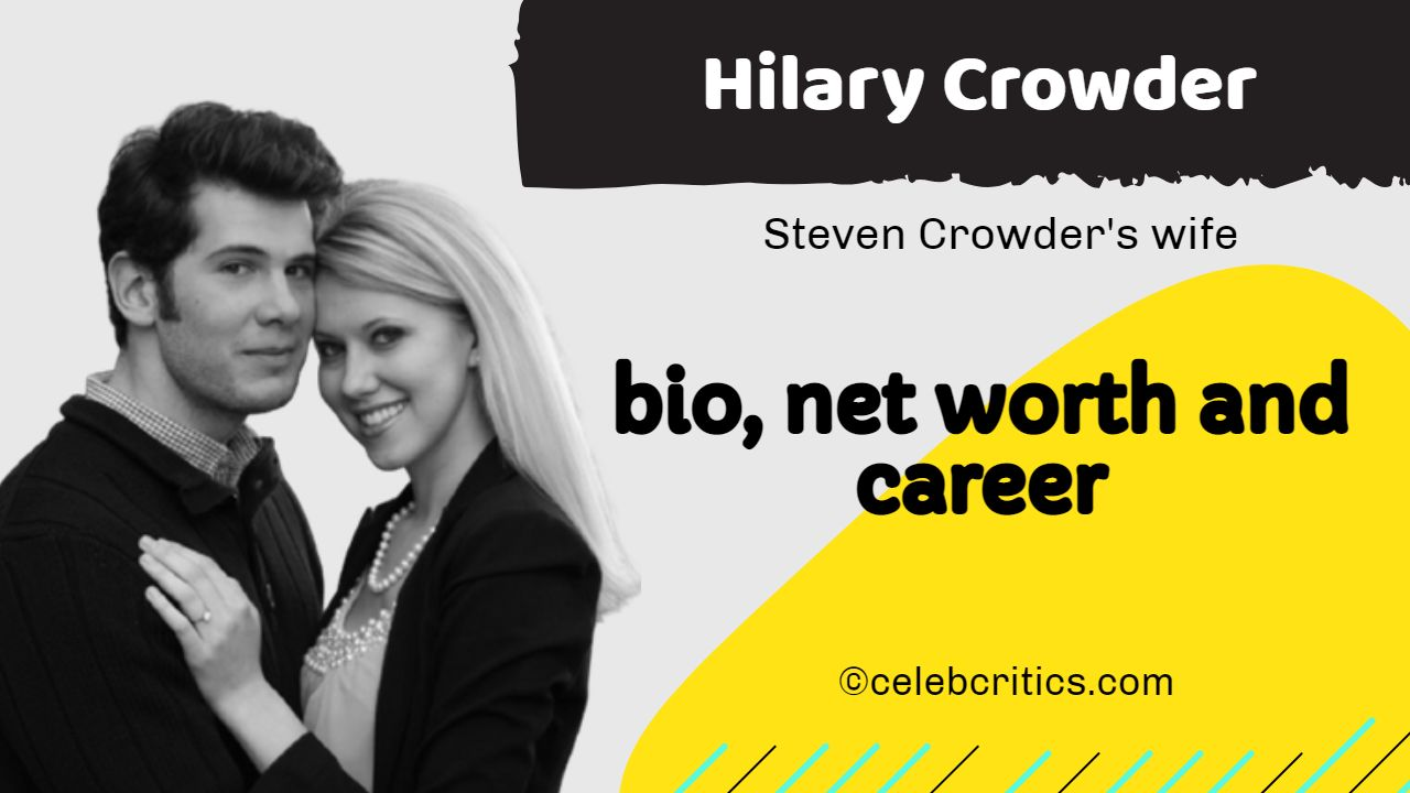 Hilary Crowder bio, relationships, career and net worth