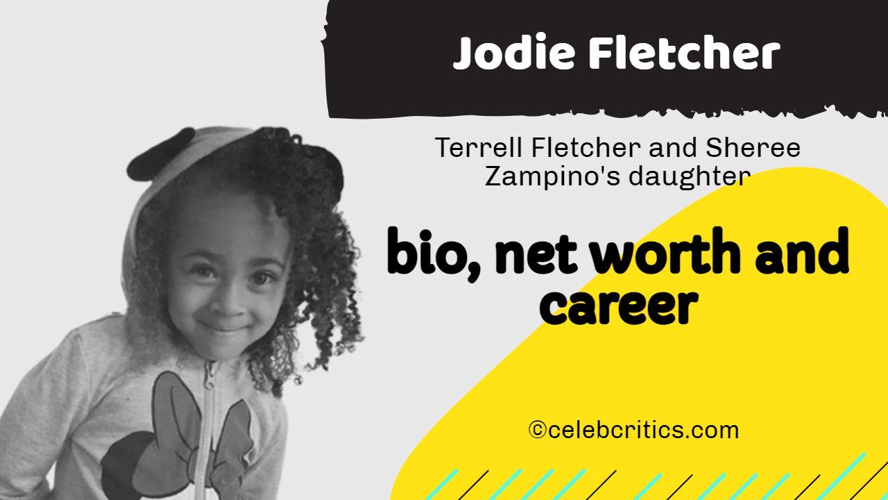 Jodie Fletcher bio, family, career and net worth
