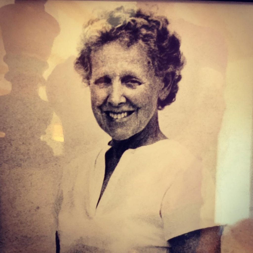 Ruth Hilda grandmother of Travis