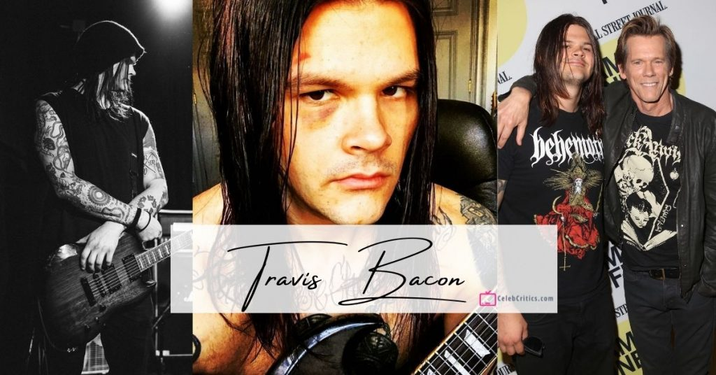 Travis Bacon bio, relationships, career and net worth