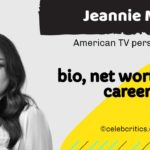 Jeannie Mai bio, relationships, career and net worth
