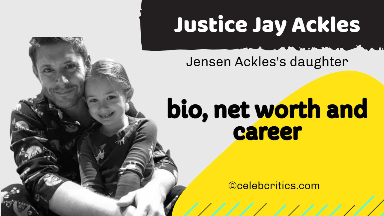 Justice Jay Ackles bio, family and net worth