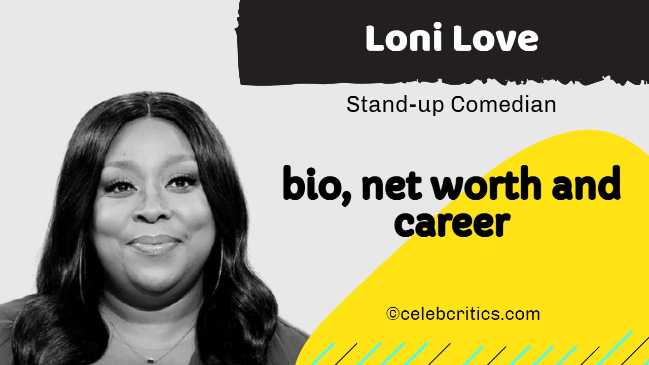 Loni Love bio, relationships, career and net worth