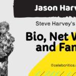 Featured image for biography of Jason Harvey Steve Harvey son