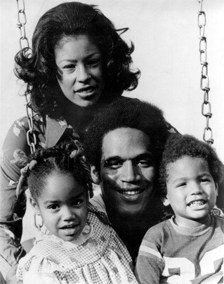 Aaren simpson family photo