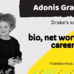 Adonis Graham biography, family, social media and net worth