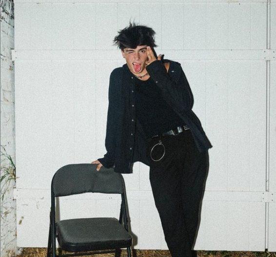 Tiktok star Quinton Griggs' photoshoot