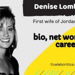 Denise Lombardo bio, relationships, career and net worth