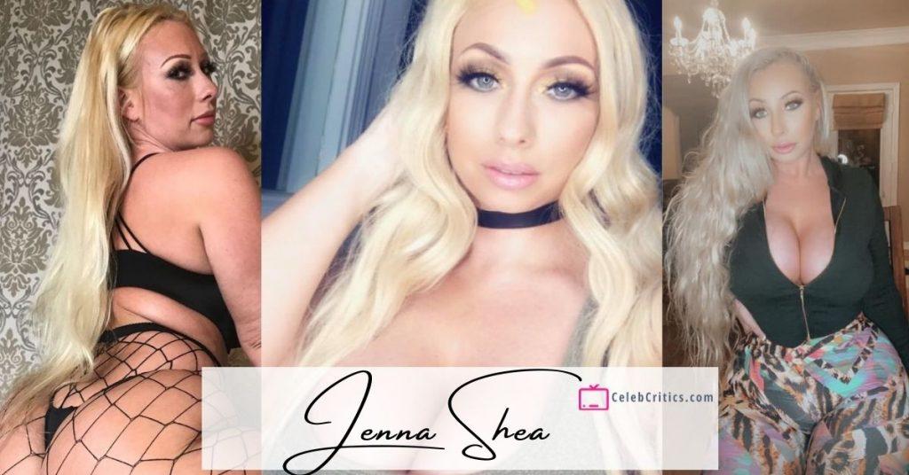 Jenna Shea Biography