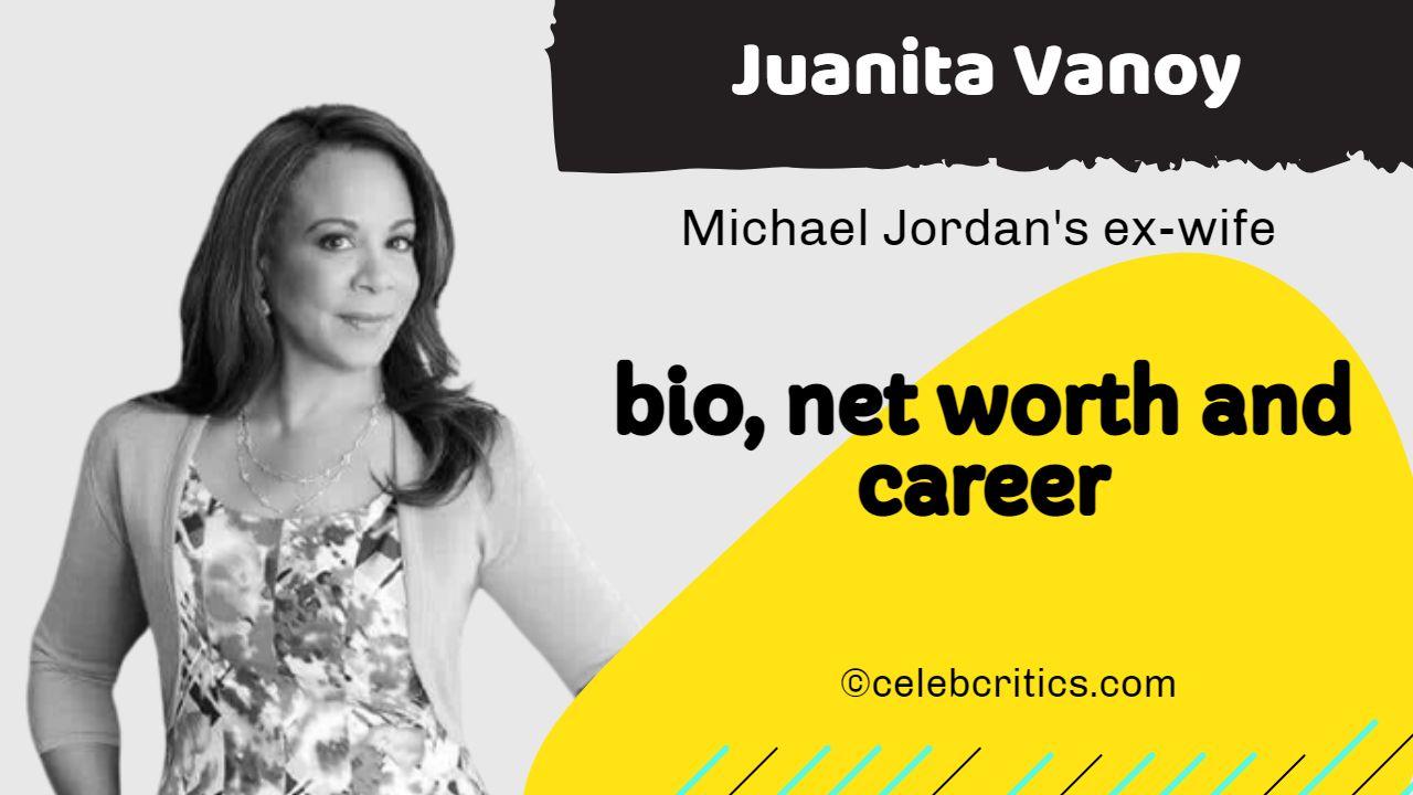 Juanita Vanoy bio, relationships, career and net worth