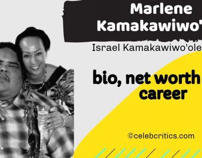 Marlene Kamakawiwo'ole bio, relationships, career and net worth