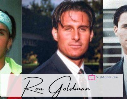 Ron Goldman Biography