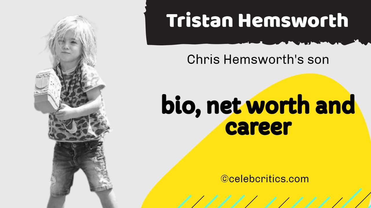 Tristan Hemsworth bio, family, career and net worth