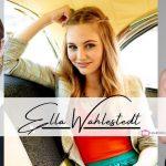 Ella Wahlestedt