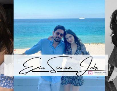 Erin Sienna Jobs bio, relationships, career and net worth
