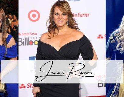 Jenni Rivera Biography