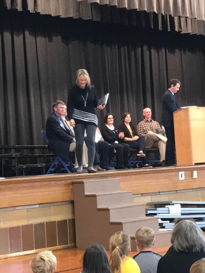 Kaynette Scheck elementary school teacher after divorce Blake Williams