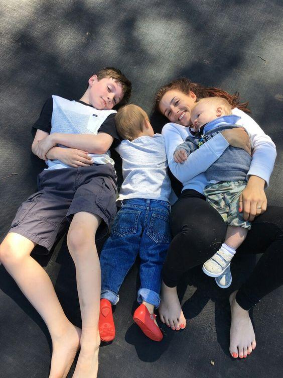 Kids of Brandon Savannah, Seth, River and Remington