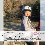 Sadie Grace Lenoble Biography
