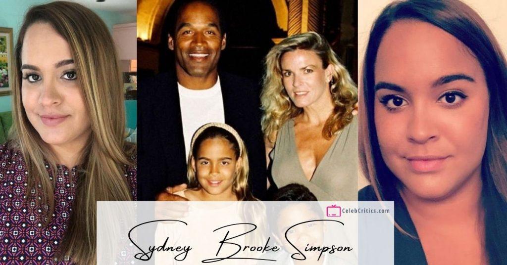 Sydney Brooke Simpson Biography