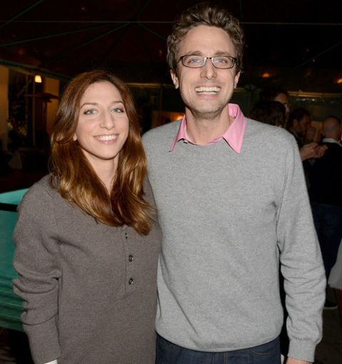chelsea with his brother Jonah Peretti