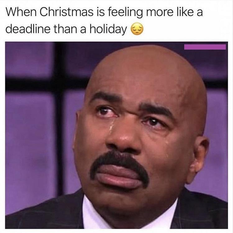 Christmas Covid meme