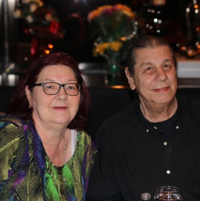 Casey Sluck and Kathleen Sluck parents of Kimberly