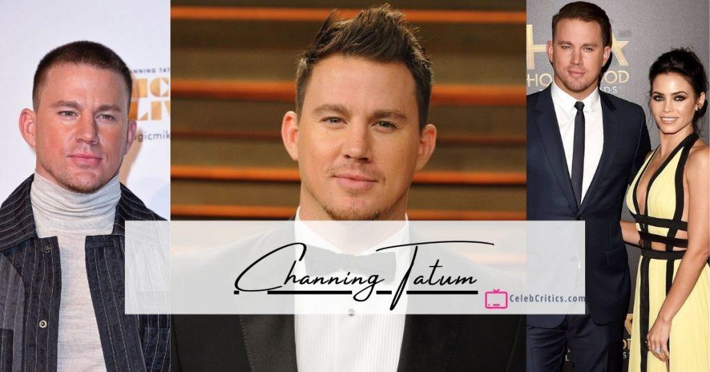 Channing Tatum Biography