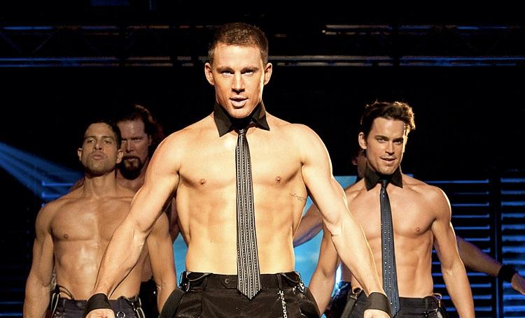 Channing Tatum as Stripper