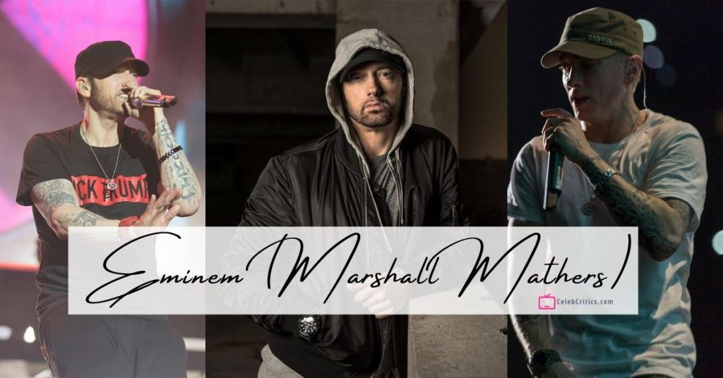 Eminem Marshall Mathers Biography Net Worth and Daughters