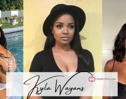 Kyla Wayans Biography