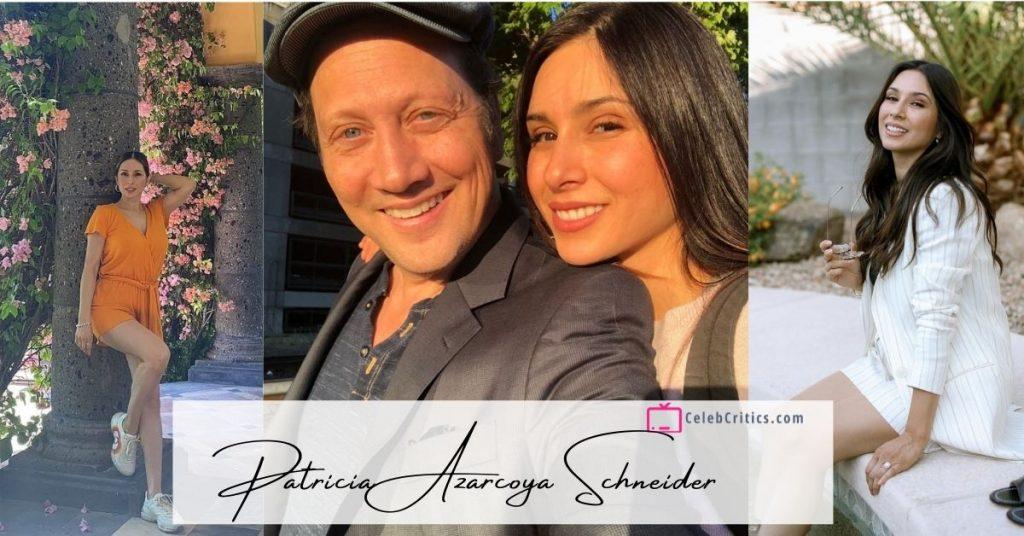 Patricia Azarcoya Schneider Biography