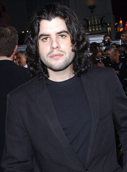 Sage Stallone elder brother of Seargeoh