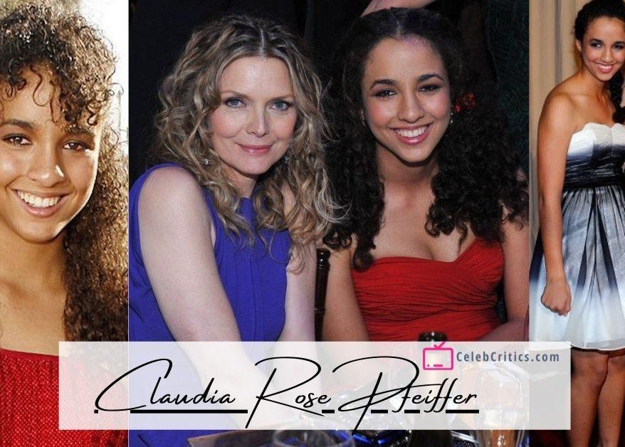 Claudia Rose Pfeiffer Biography