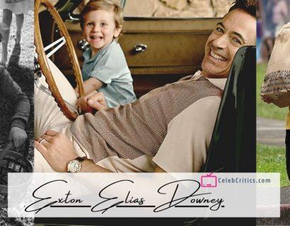 Exton Elias Downey Biography