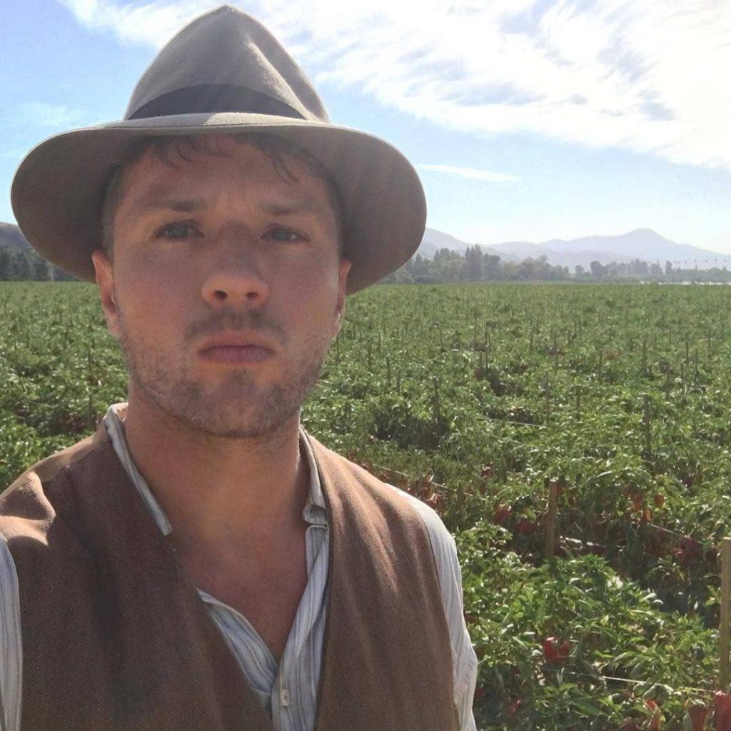 Matthew Ryan Phillippe ex husband of Reese