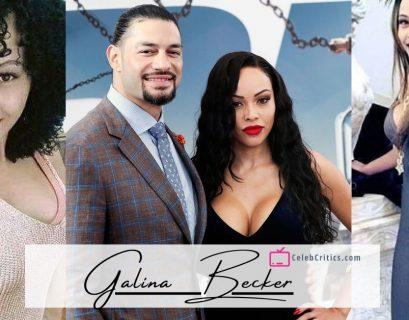 Galina Becker Biography